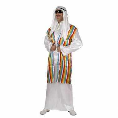 Arabieren pak regenboog trui