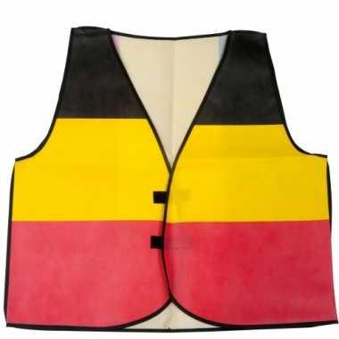 Belgie supporter truije