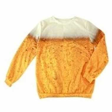 Oktoberfest bier opdruk trui volwassenen