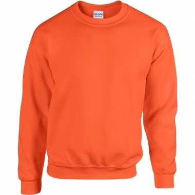 Oranje trui dames heren