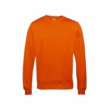 Oranje trui heren just hoods
