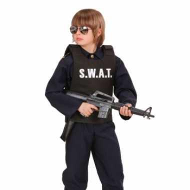 S.w.a.t. politie trui kinderen