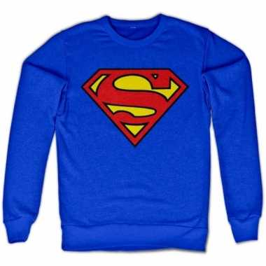 Trui superman logo