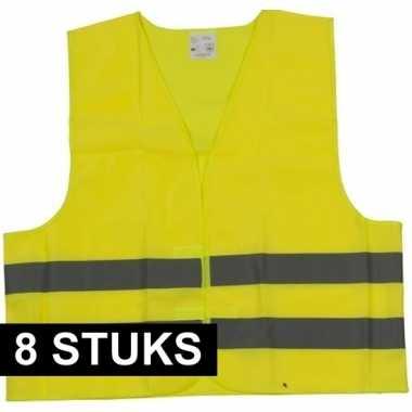 X veiligheidstrui geel volwassenen