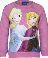 Frozen trui roze voor meiden