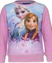 Frozen trui roze voor meisjes