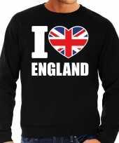 I love england trui trui zwart heren