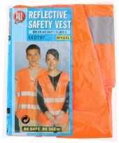 Oranje veiligheidstrui volwassenen