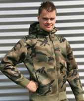 Trui camouflage
